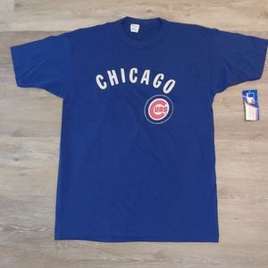 NWT Vintage Champion MLB Chicago Cubs T-Shirt